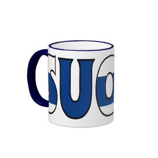 Finland kaffekopp ringer mugg