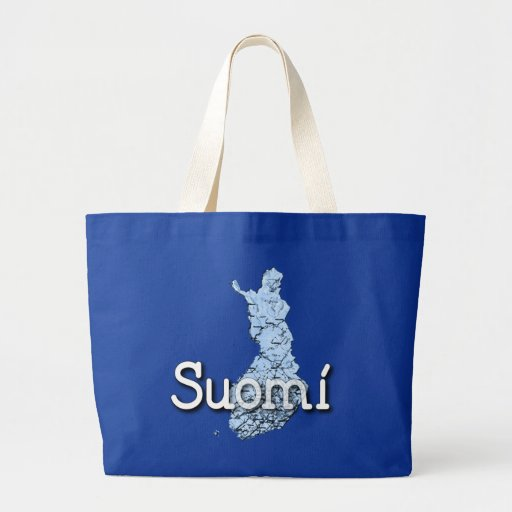 Finland Tote Bags