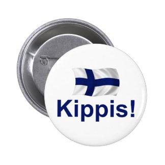 Finland Kippis Jubel Knappar