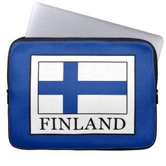 Finland Laptop Sleeve