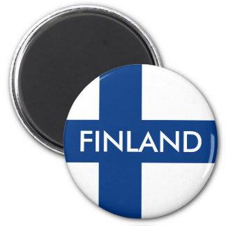finland magnet rund 5.7 cm