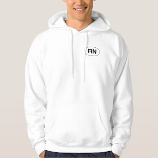 Finland Oval Hoodie