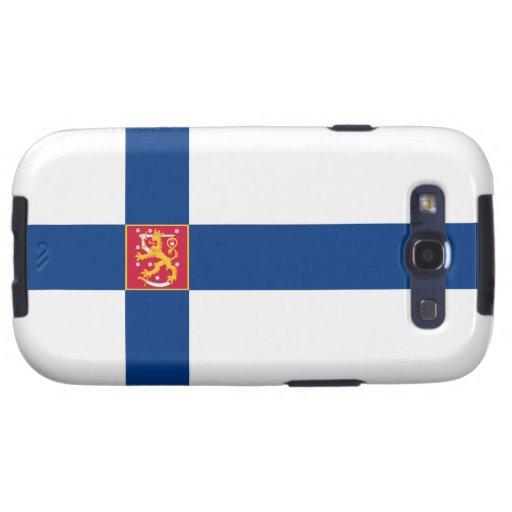 Finland Samsung galaxfodral Galaxy S3 Skal