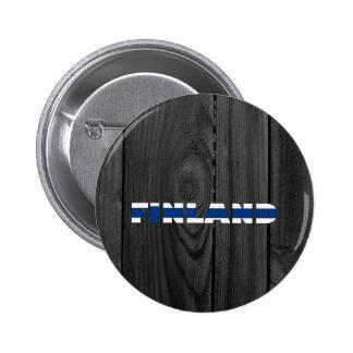 Finland Standard Knapp Rund 5.7 Cm