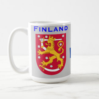 Finland* (Suomen) mugg