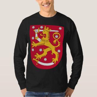 Finland vapensköld FI Tee Shirts
