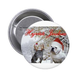 Finlandssvensk bulldoggjul 2 nål