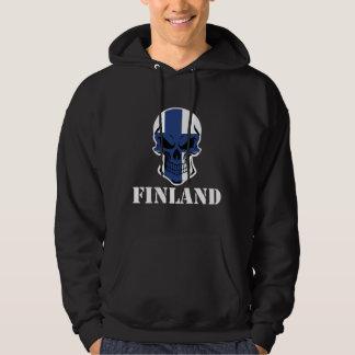 Finlandssvensk flaggaskalle Finland Munkjacka