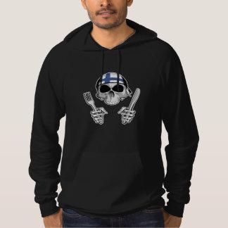Finlandssvensk kock 4 sweatshirt