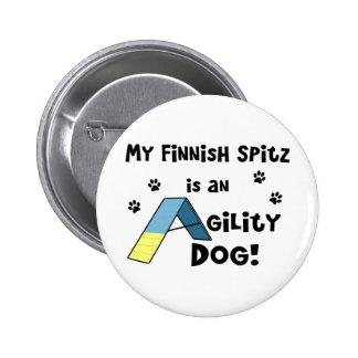 Finlandssvensk SpitzAgilityhund Nål