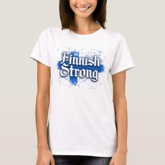 Finlandssvenskt starkt (Finland) T Shirt