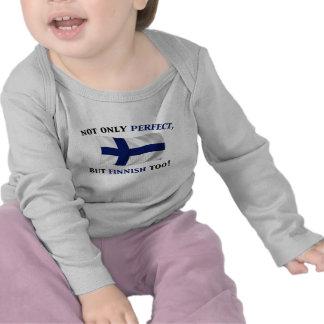 Finska och perfekt t-shirt