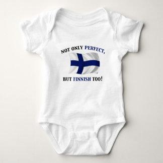 Finska och perfekt tee shirt