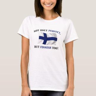 Finska och perfekt tshirts