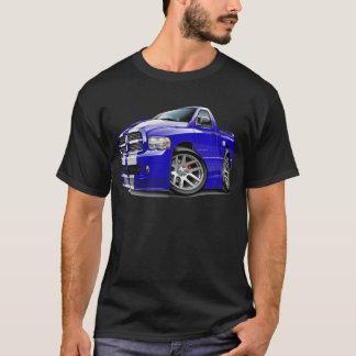 Fint SRT10 rammar den blåvita lastbilen Tröjor