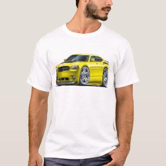 FintuppladdareDaytona gul bil T-shirt