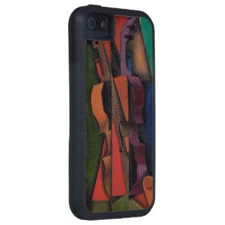 Fiol och gitarr av Juan Gris iPhone 5 Skydd