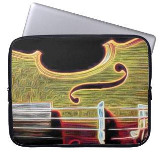 Fiol Viola, violoncell? Laptop Fodral