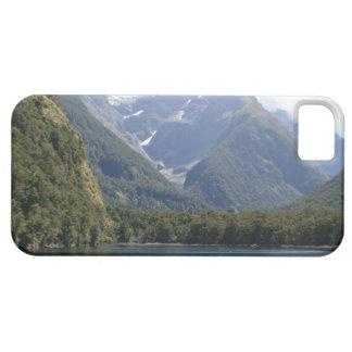Fiordland nationalpark som är nyazeeländsk iPhone 5 skal