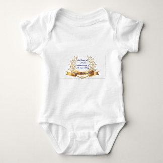 Fira 100. årsdag-av mödrar DayGif T-shirts