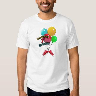 Fira den 1st födelsedagen tröjor