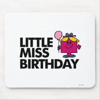 Fira lite den Fröcken födelsedagen Musmatta