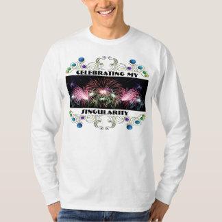 Fira min Singularityskjorta Tee Shirts
