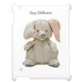 Fira skillnaden med en elefantiPad iPad Skal