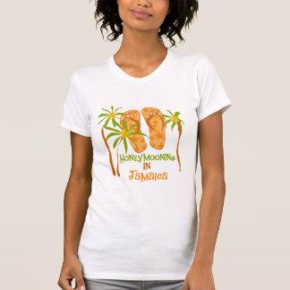 Fira smekmånad i Jamaica Tröjor
