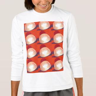 Firanden för dekorationer för ljuslökargnistra tshirts