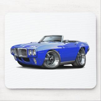 Firebird blåttcabriolet 1969 musmatta