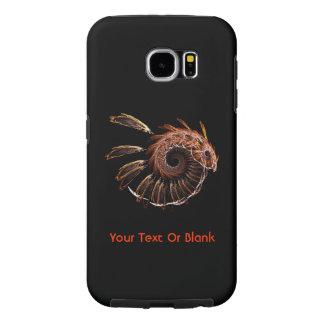 Firebird Fractal Galaxy S5 Fodral