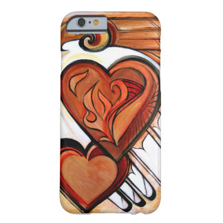 Firebird hjärta barely there iPhone 6 fodral