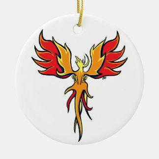 Firebird Julgransprydnad Keramik