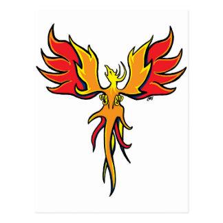 Firebird Vykort