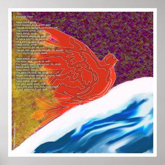 Firebirds besegrar poster