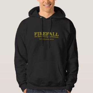 Firefall episk mörk svettskjorta munkjacka