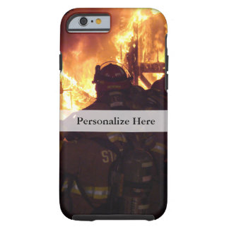 Firefighting strukturerar avfyrar tough iPhone 6 fodral