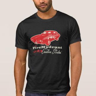 FireHydrantCS 69 bedrövade GTO T-shirt