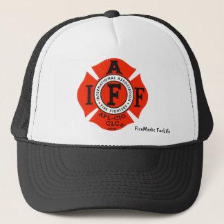FireMedic ForLife Truckerkeps