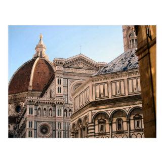 Firenze Duomo - Baptistry Vykort