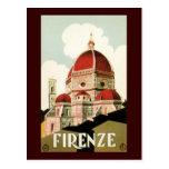 Firenze Vykort