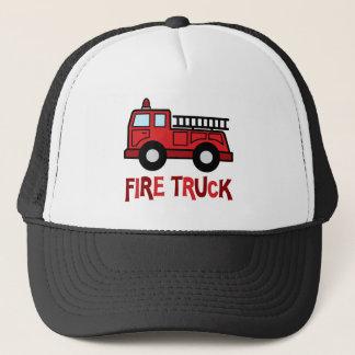 Firetruck Keps
