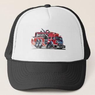firetrucksammanbrott truckerkeps