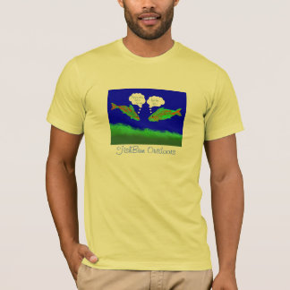 FishBum utomhus skjorta 11 T Shirts