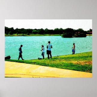 Fishing-003 Poster