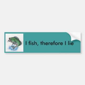 FISK BILDEKAL