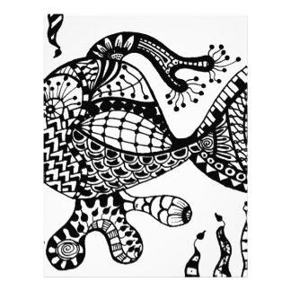 Fisk Brevhuvud