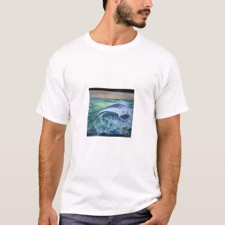 Fisk i vatten t shirts