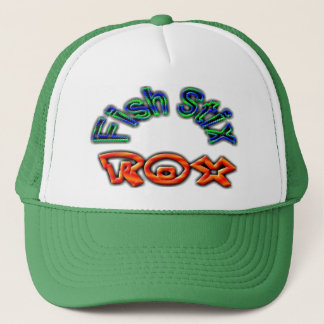Fisk Stix Rox! CCBC Fort Worth, TX Truckerkeps